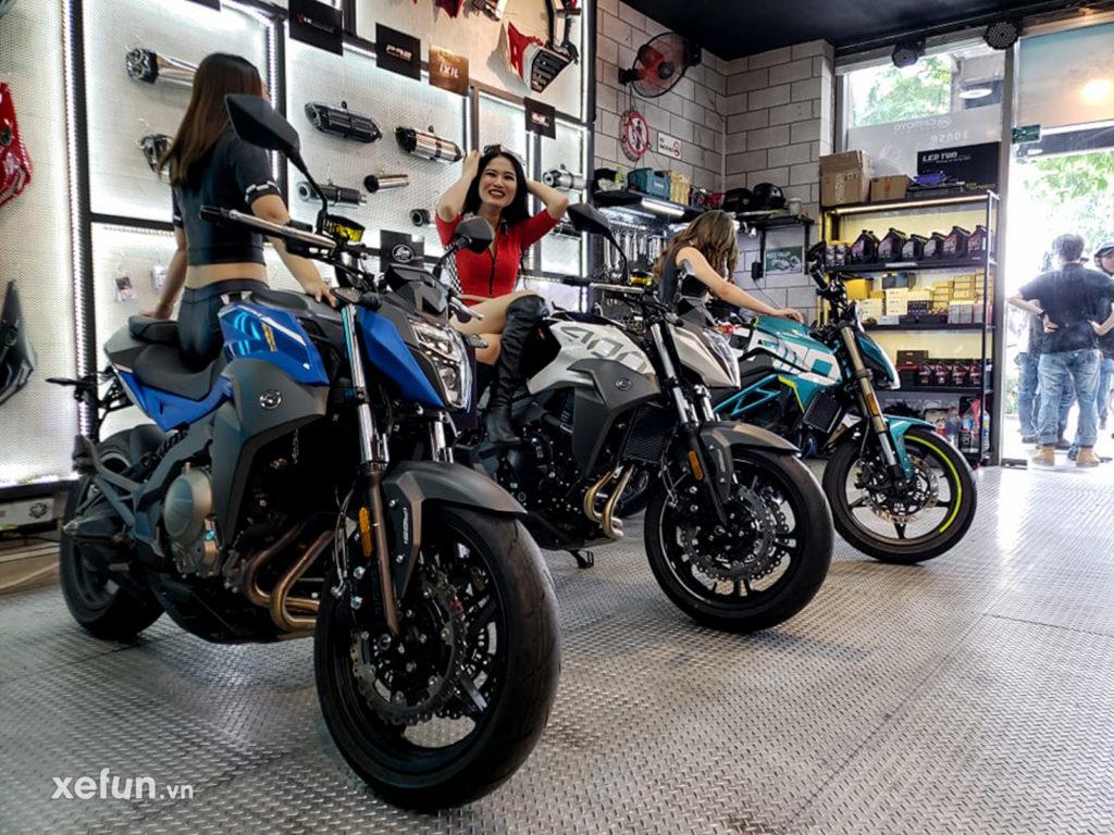 CFMoto sẽ trở thành hãng Trung Quốc đầu tiên tham gia Moto3 trên xe KTM Xefun -354