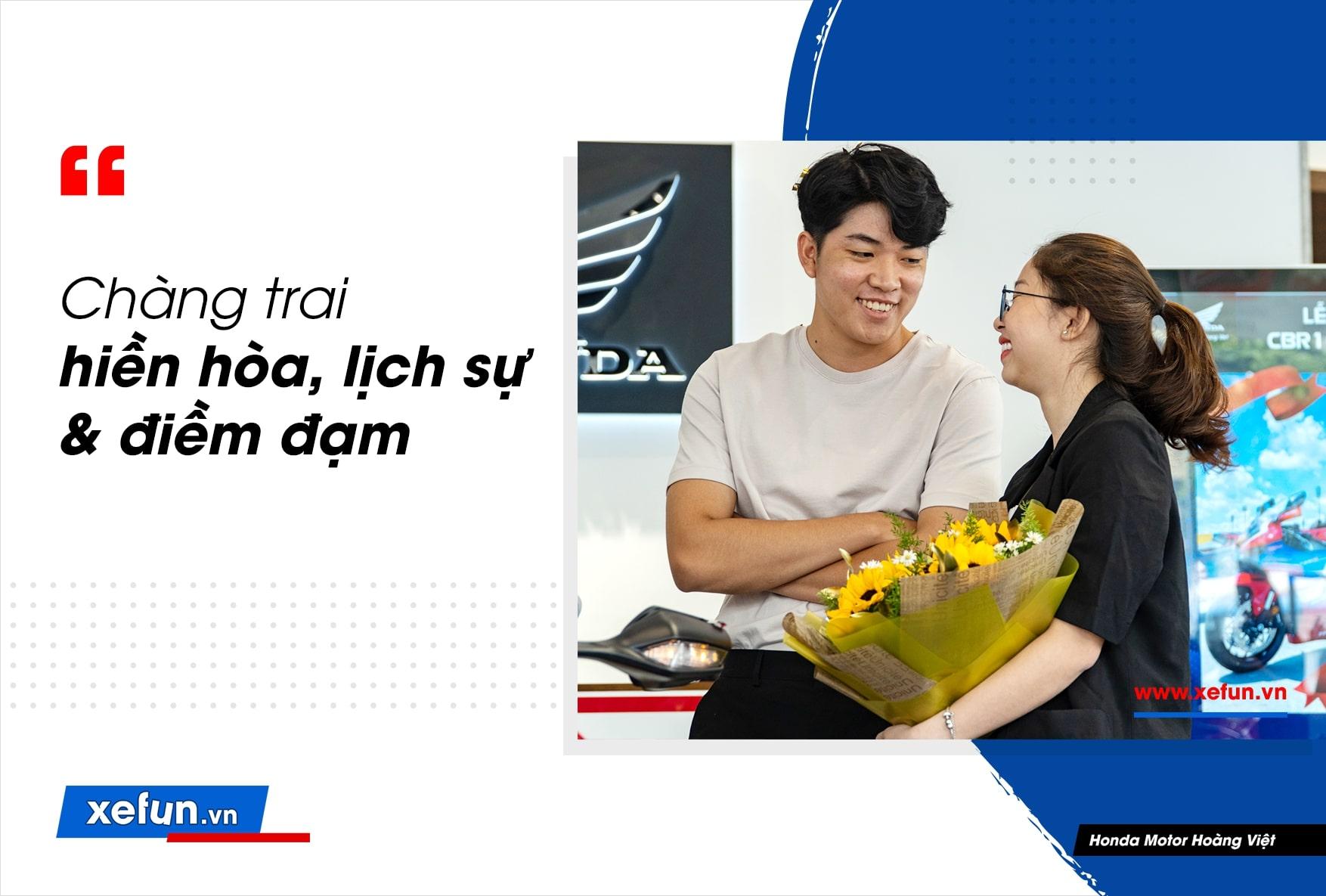 Chàng trai sinh năm 99 từ chối Lexus RX350 từ bố để chọn Honda CBR1000RR-R SP 2020 trên Xefun vn Honda Motor Hoàng Việt