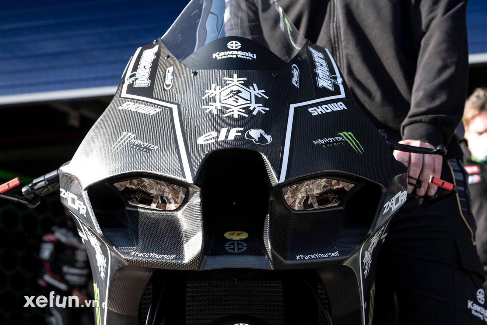 Sự kiện ra mắt Kawasaki ZX10R kèm giá bán trực tuyến vào đêm nay trên Xefun