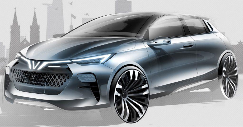 Xe ô tô điện bán tại Việt Nam giá ô tô điện vinfast Xe ô tô điện Tesla