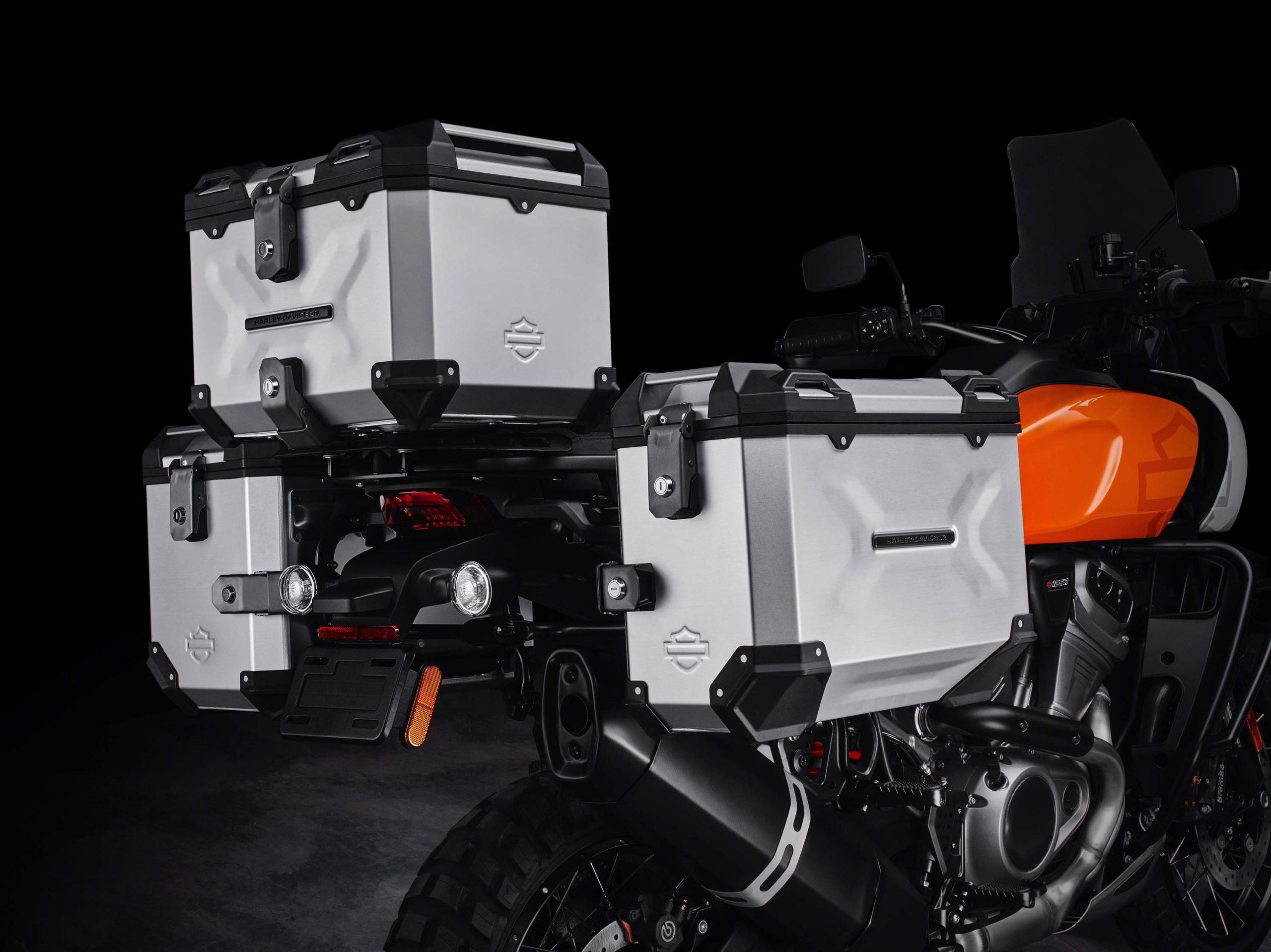 thùng cho Harley-Davidson-Pan-America-Xefun