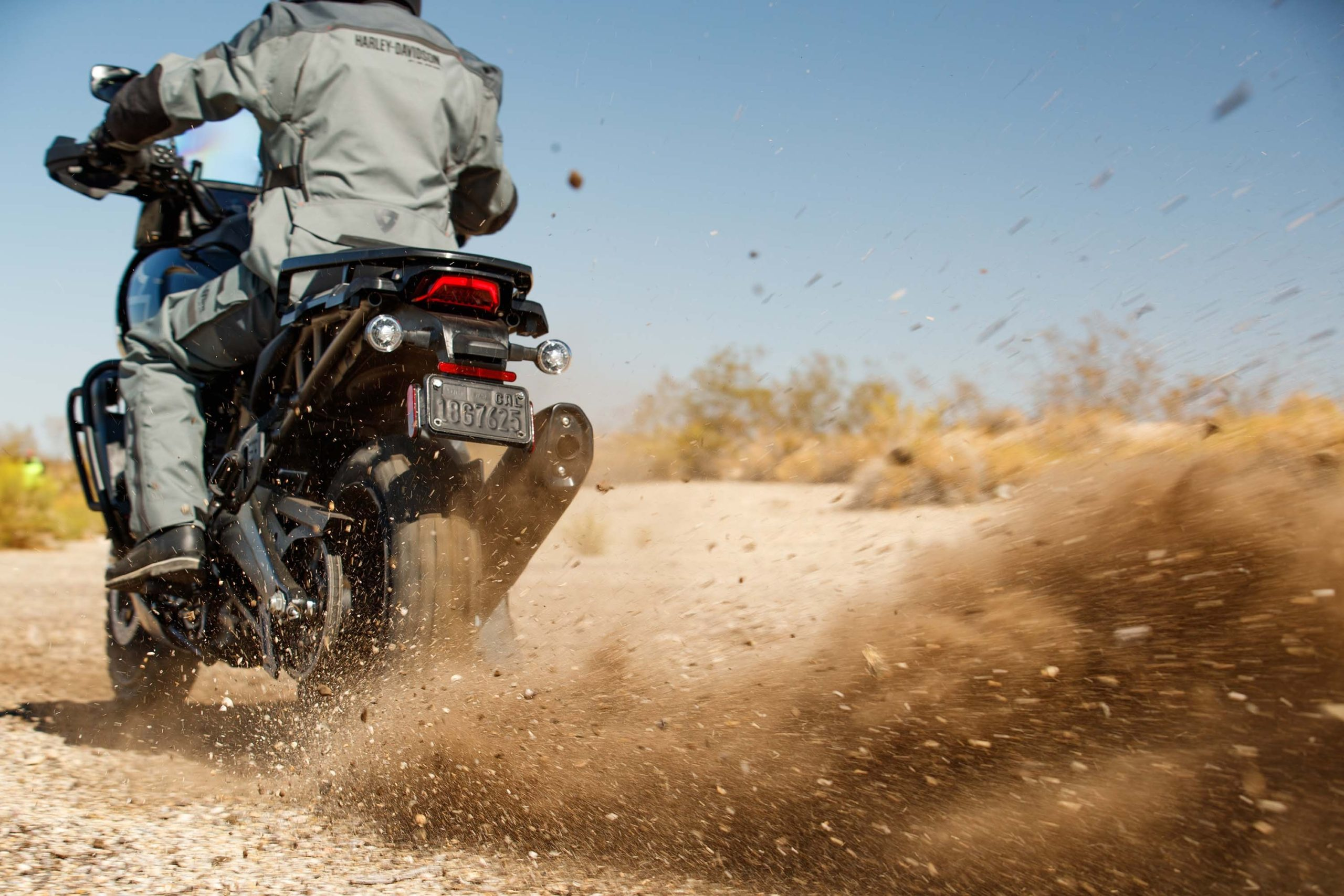 Off-road Harley-Davidson-Pan-America-Xefun