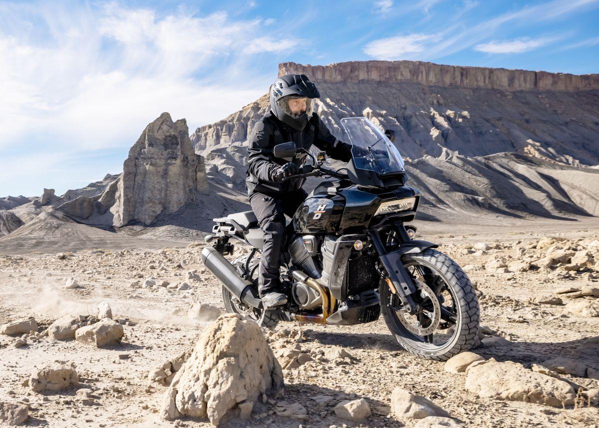 Harley Davidson Pan America vừa được ra mắt tại Mỹ