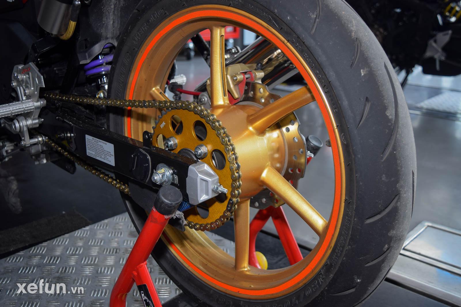 Mâm racing boy Honda Winner X 2021 độ track_xefun