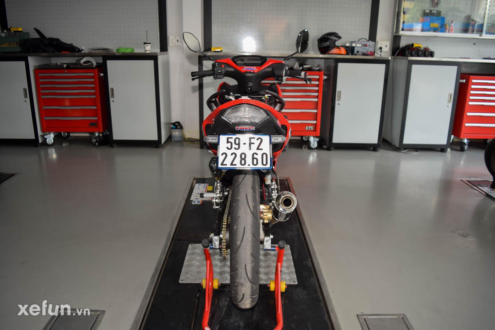 Honda Winner X 2021 độ track_xefun