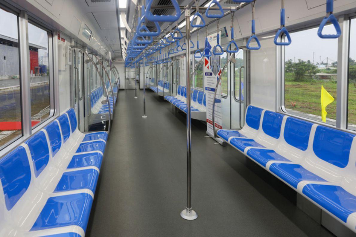 Metro Số 1 lùi lại quý 4 năm nay và khai thác thương mại năm 2022