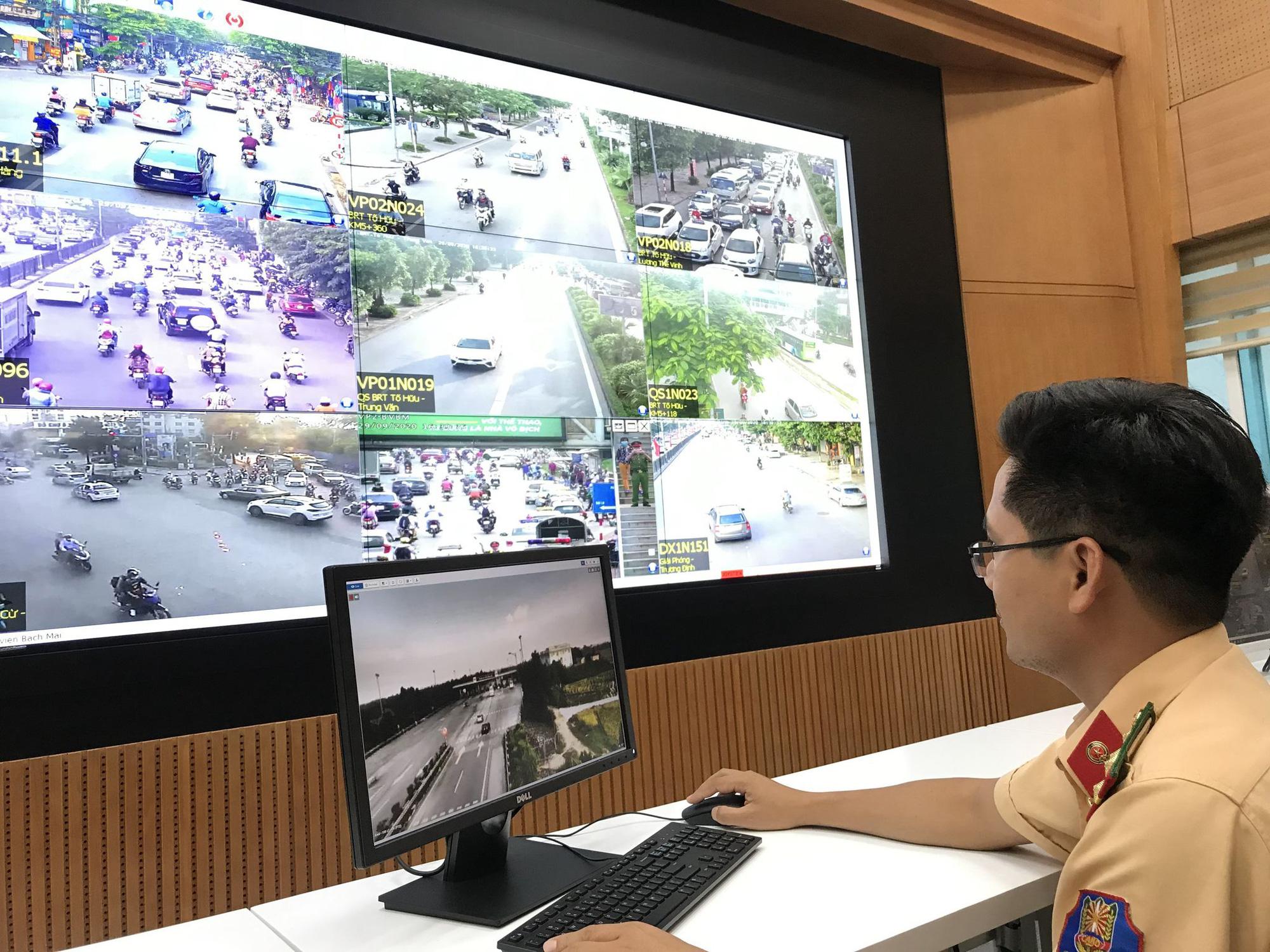Cục CSGT: Cảnh sát sẽ xử phạt không cần giấy tờ, tước bằng lái trên mạng