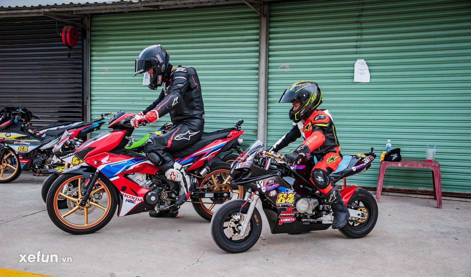 Bé Su 9 tuổi của Gia Cát Việt Tuấn cùng HLV Quân Trần Racing trên Xefun (1)e65675