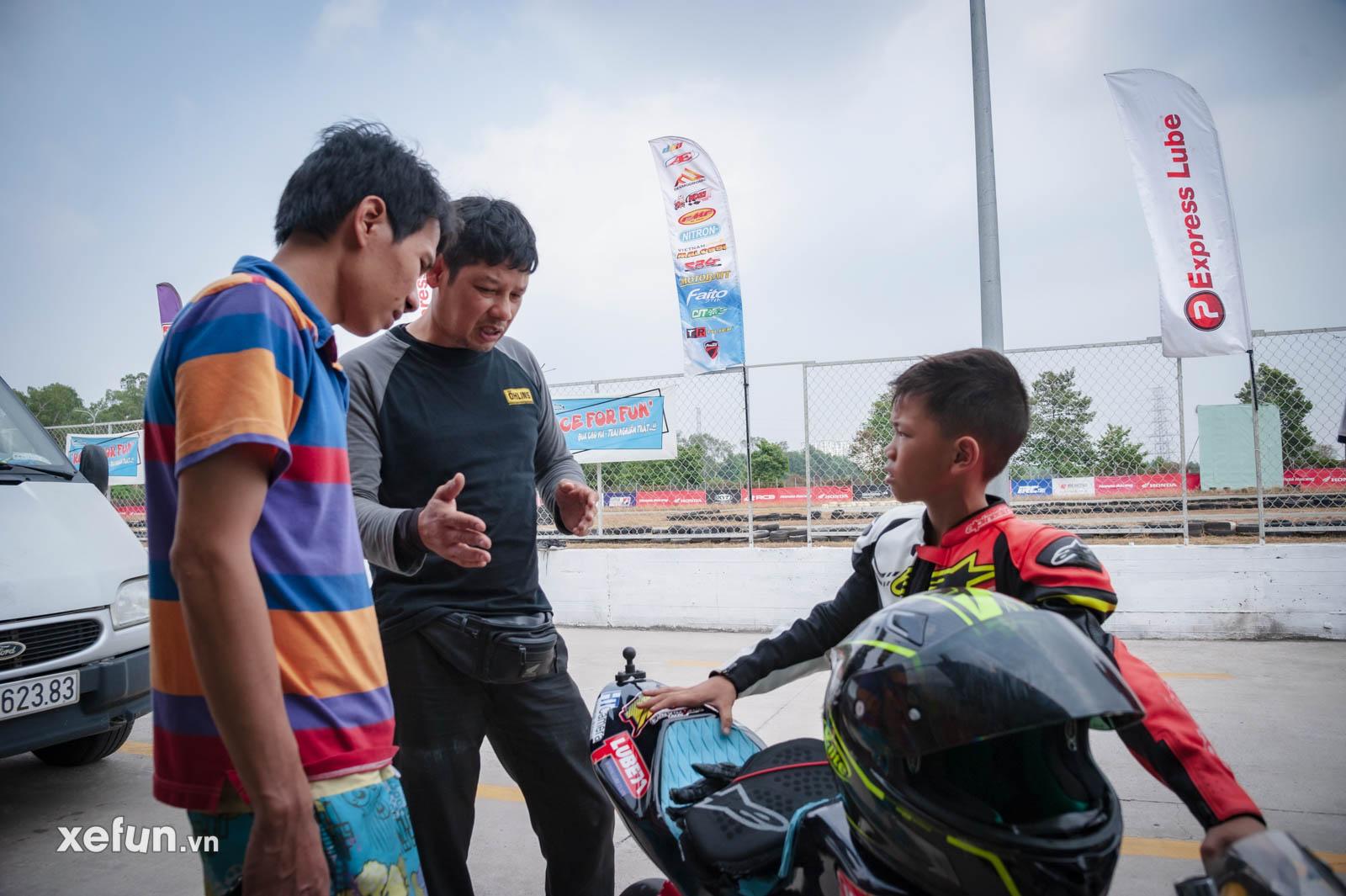 Bé Su 9 tuổi của Gia Cát Việt Tuấn cùng HLV Quân Trần Racing trên Xefun (1)657