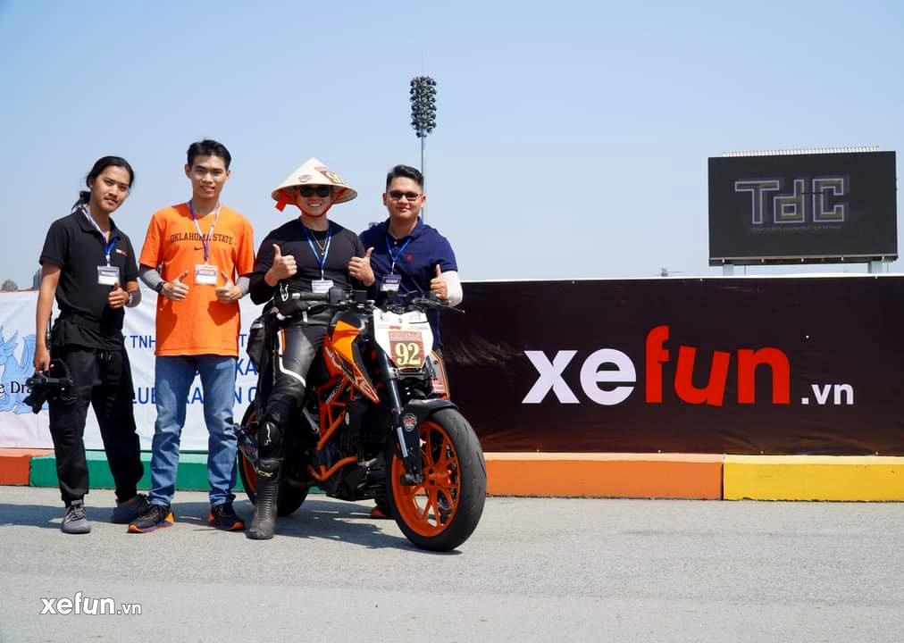 Mạch Quang Thông Reviewer tham gia giải đua 250cc 400cc DID Challenge Cup 2021 trên Xefun 2021 (1)345