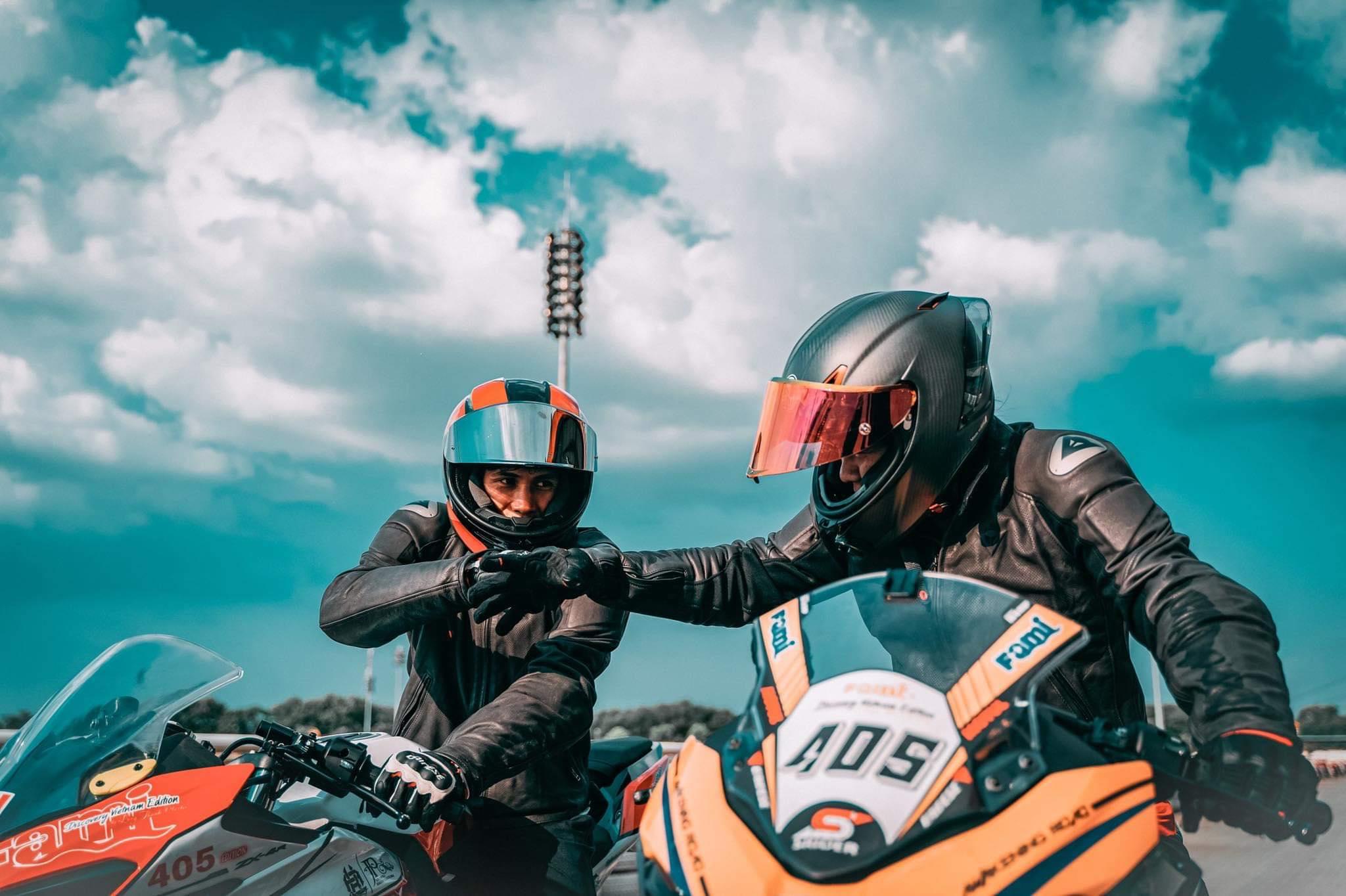 Dời ngày tổ chức Giải đua xe mô tô Awakening Road Con đường thức tỉnh 2021 Xefun - 3435