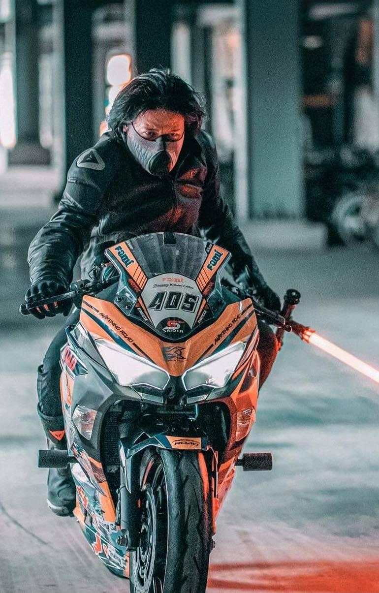 Dời ngày tổ chức Giải đua xe mô tô Awakening Road Con đường thức tỉnh 2021 Xefun - 3454