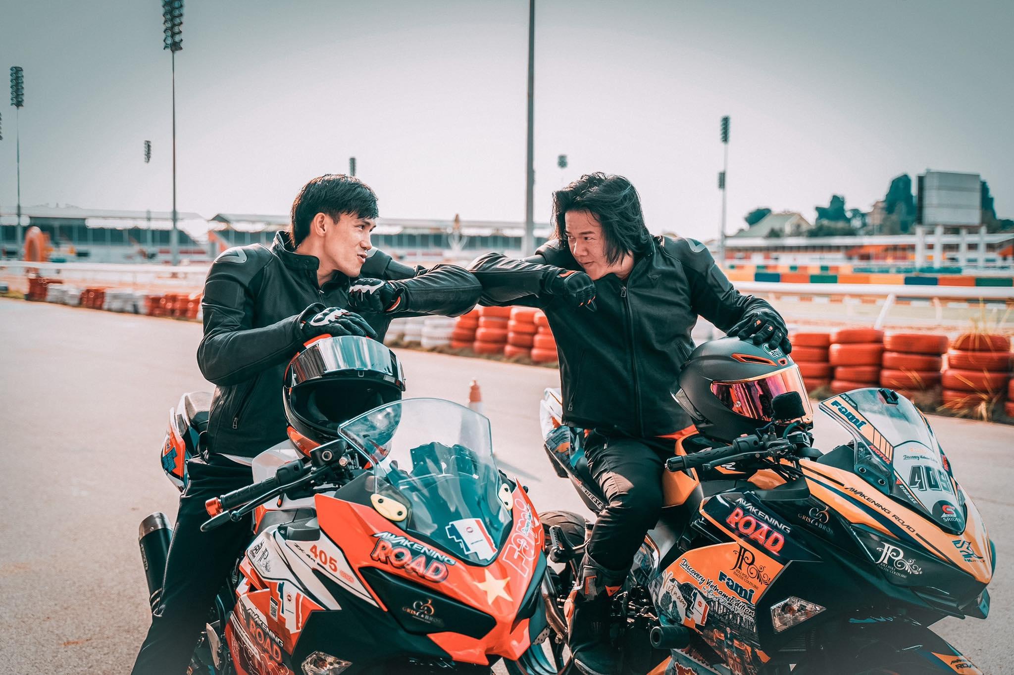 Dời ngày tổ chức Giải đua xe mô tô Awakening Road Con đường thức tỉnh 2021 Xefun - 3445