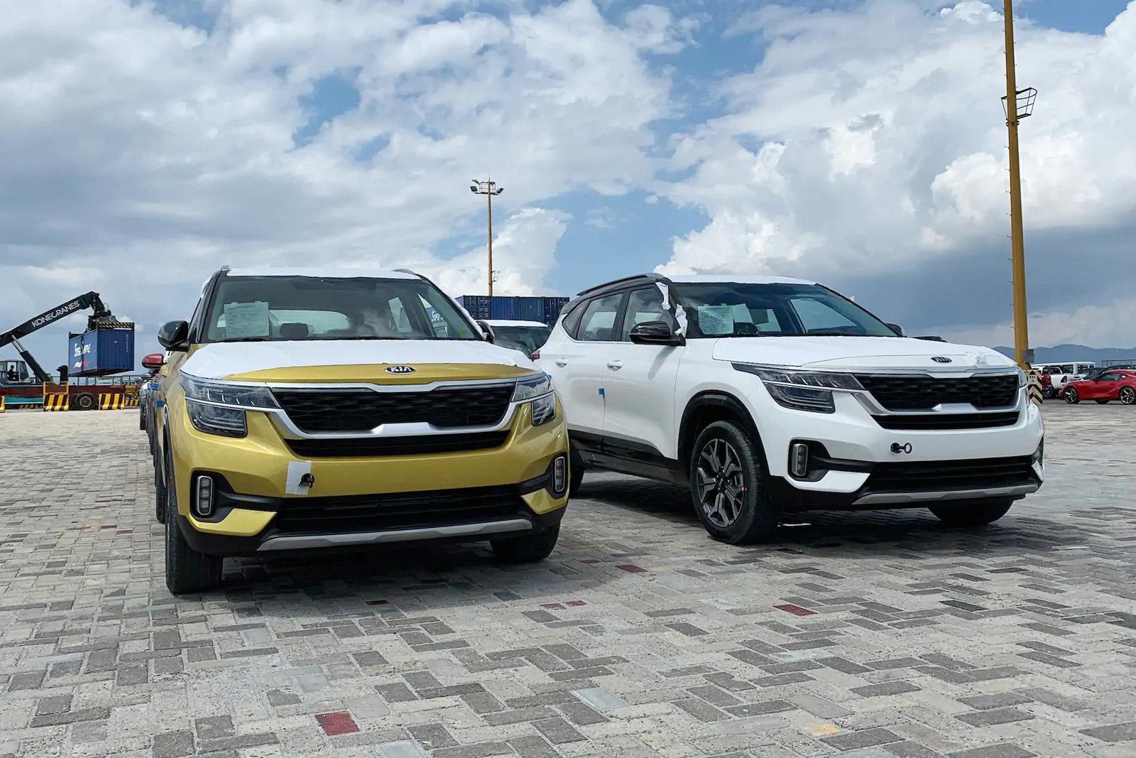Giá lăn bánh xe Kia Seltos vừa ra mắt Việt Nam - 2