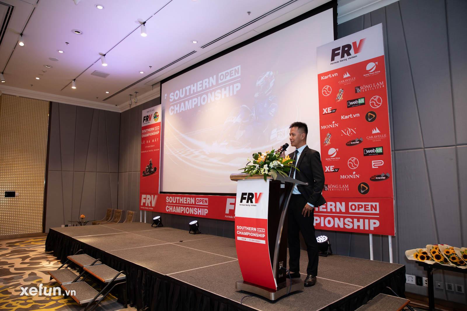 Giải đua Go Kart Southern Open Championship Formula Racing Vietnam trên Xefun (1)58698989
