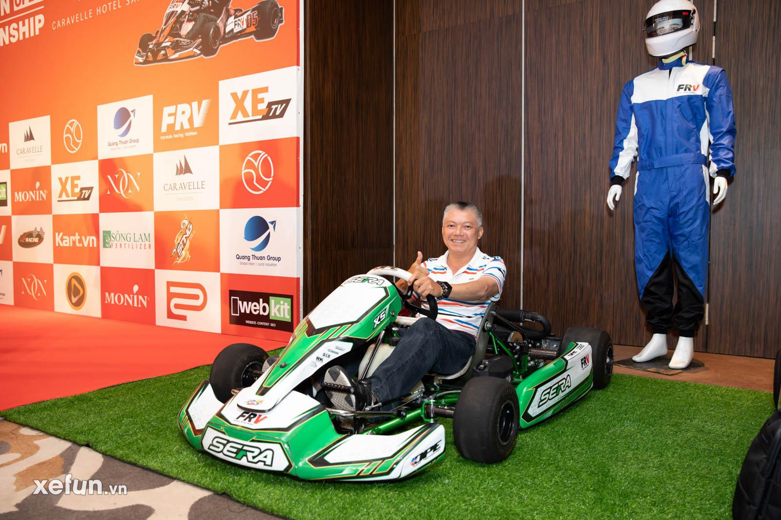 Giải đua Go Kart Southern Open Championship Formula Racing Vietnam trên Xefun (1)457768