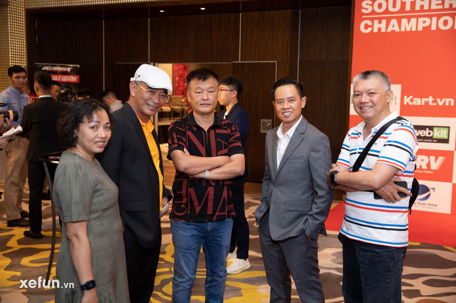 Giải đua Go Kart Southern Open Championship Formula Racing Vietnam trên Xefun (1)786
