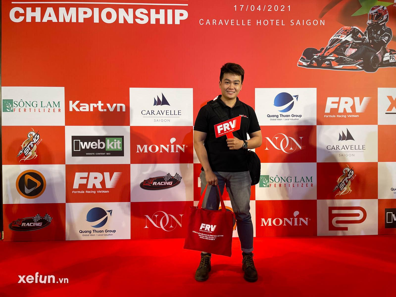 Giải đua Go Kart Southern Open Championship Formula Racing Vietnam trên Xefun (1)54756786