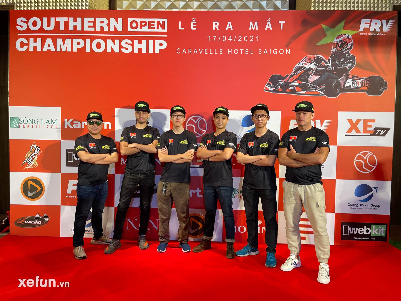 Giải đua Go Kart Southern Open Championship Formula Racing Vietnam trên Xefun (1)46576