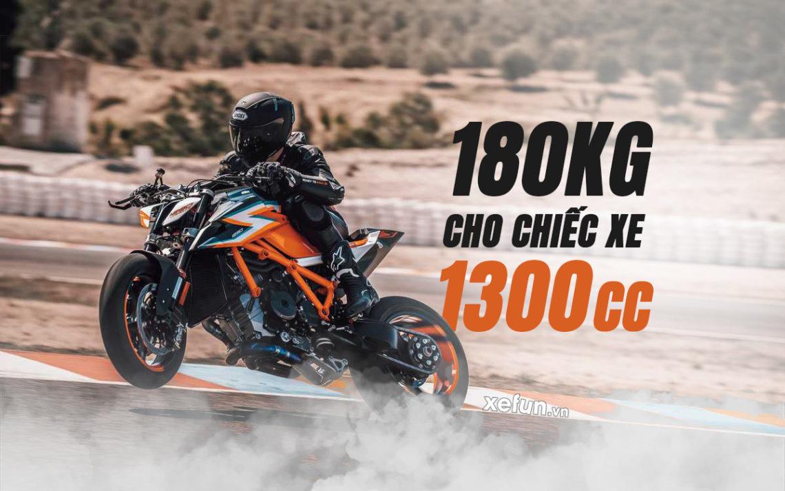 Siêu naked bike KTM 1290 Super Duke RR sắp ra mắt