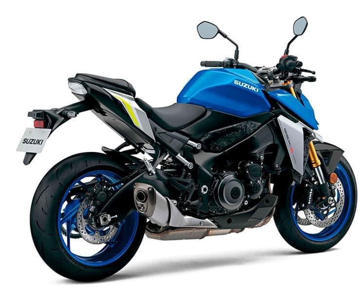 Giá bán Suzuki GSX-S1000 2021 mới nhất về Việt Nam Ngoại hình Suzuki GSX-S1000 2021 được thiết kế lại toàn bộ