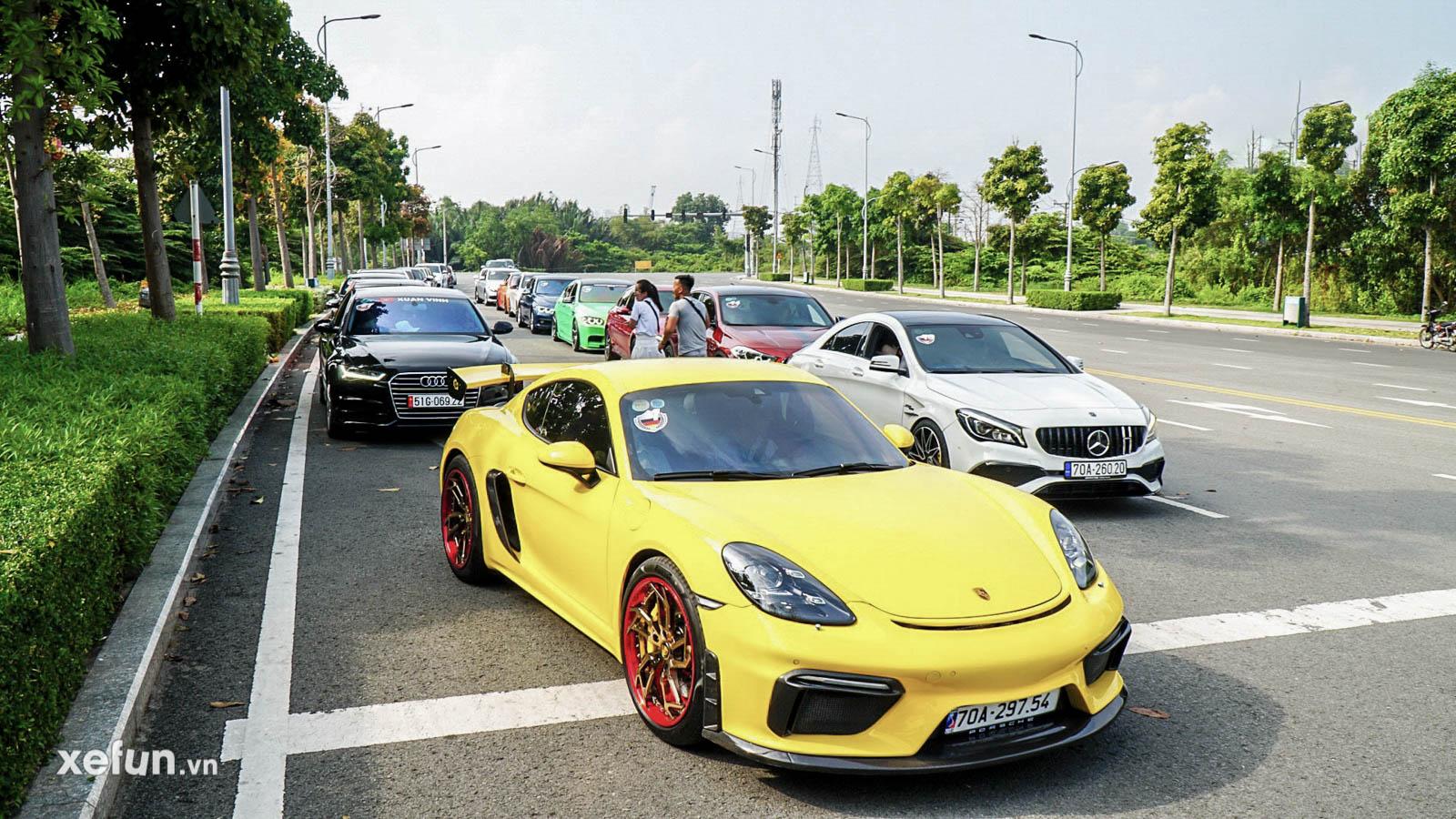 Summer Trip Mãn nhãn với dàn siêu xe tiền tỷ tại buổi offline của Hội Yêu Xe Đức Xefun - 3546
