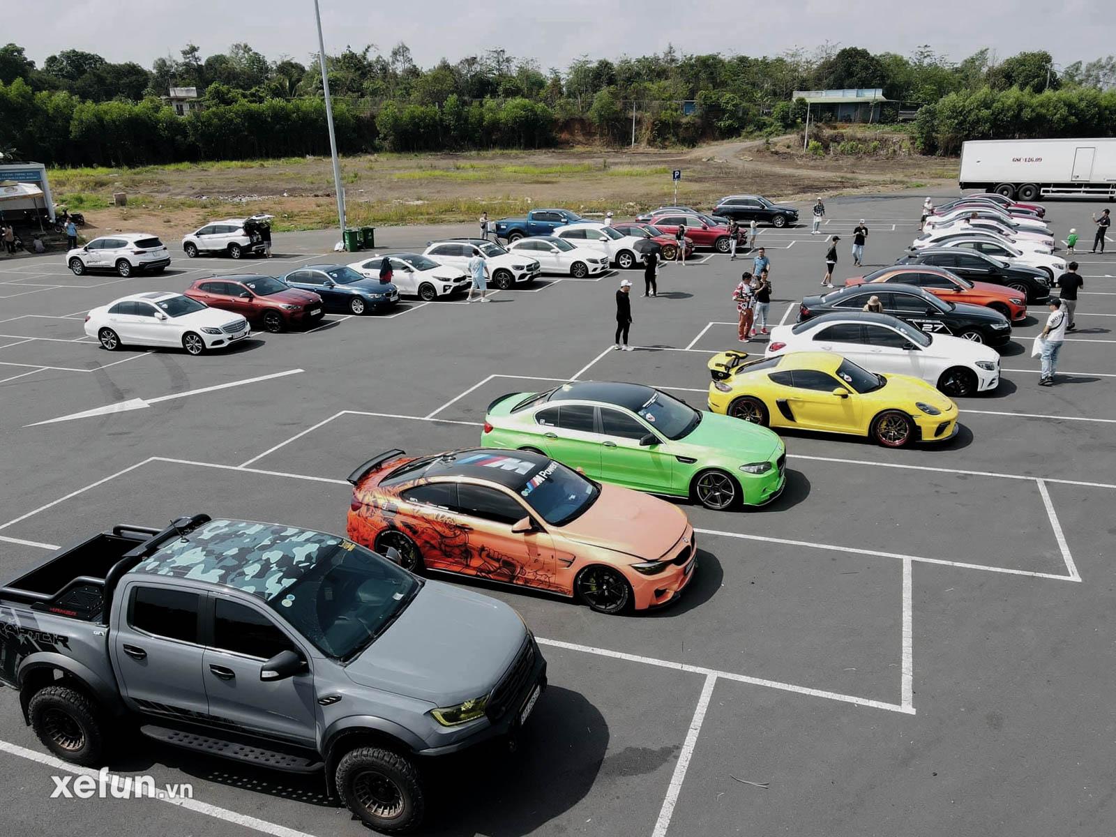 Summer Trip Mãn nhãn với dàn siêu xe tiền tỷ tại buổi offline của Hội Yêu Xe Đức Xefun - 243564
