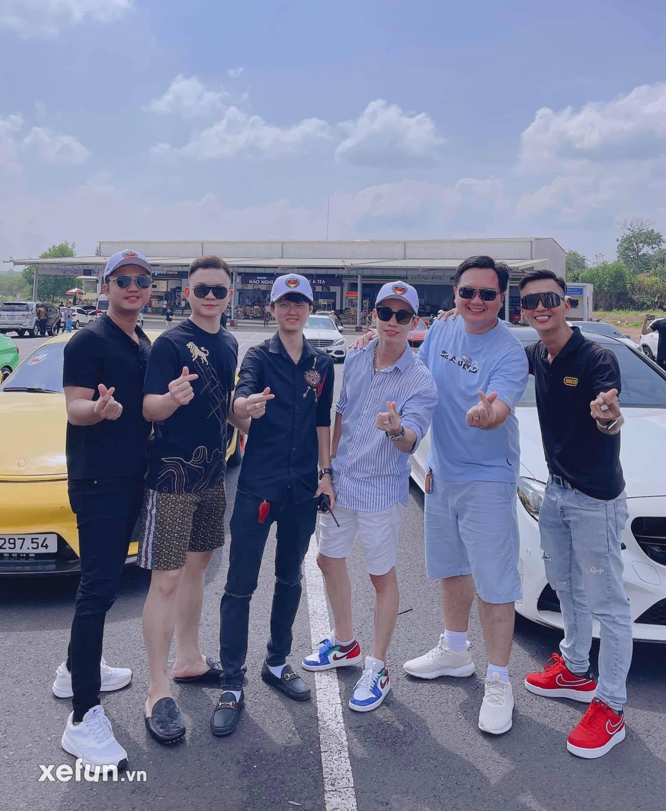 Summer Trip Mãn nhãn với dàn siêu xe tiền tỷ tại buổi offline của Hội Yêu Xe Đức Xefun - 254654
