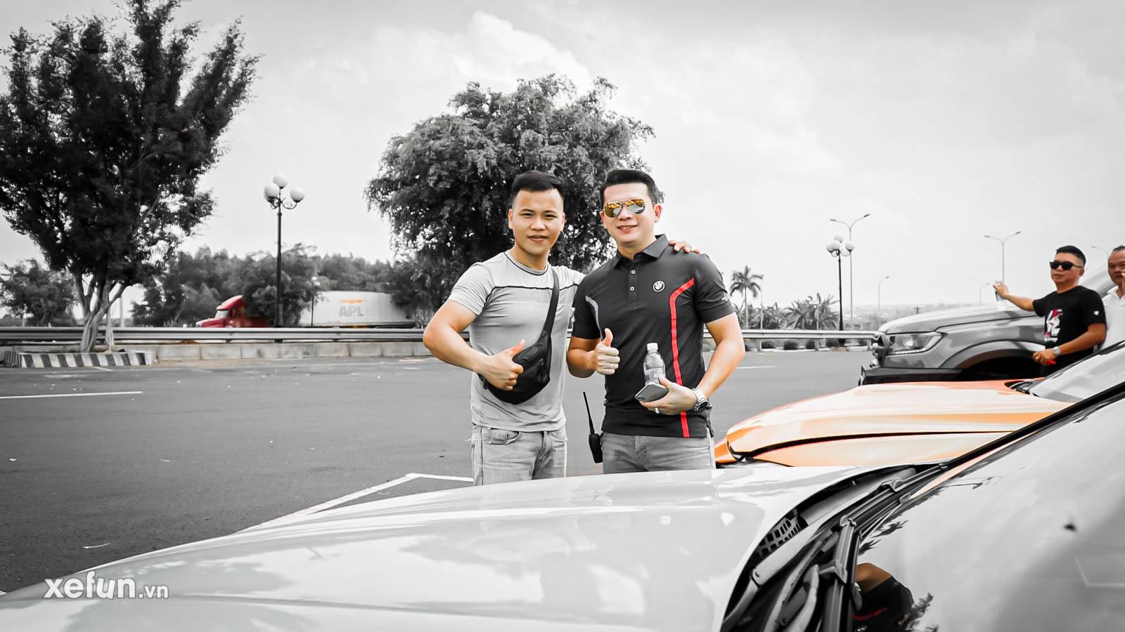 Summer Trip Mãn nhãn với dàn siêu xe tiền tỷ tại buổi offline của Hội Yêu Xe Đức Xefun - 243645