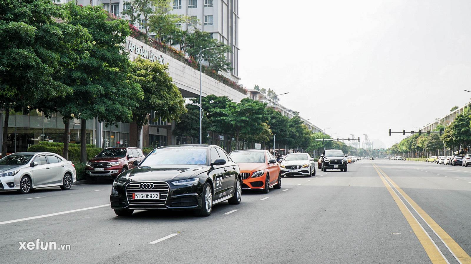 Summer Trip Mãn nhãn với dàn siêu xe tiền tỷ tại buổi offline của Hội Yêu Xe Đức Xefun - 435465