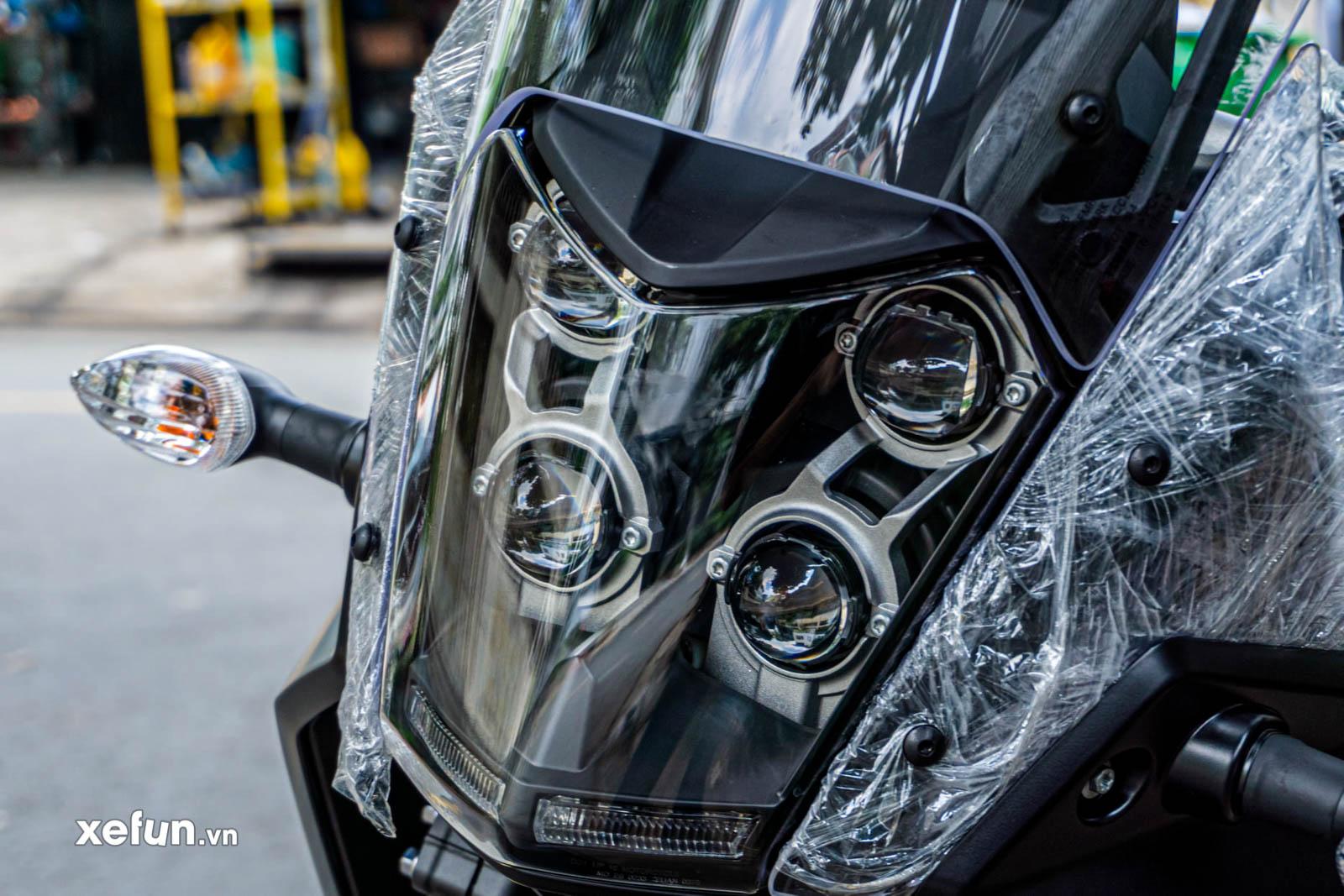 Giá bán Yamaha Tenere 700 2021 kèm thông số Việt Nam trên Xefun - 345y65