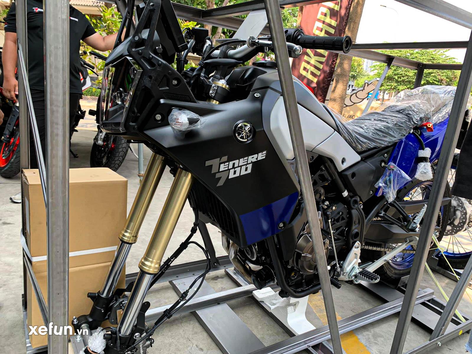 Giá bán Yamaha Tenere 700 2021 kèm thông số Việt Nam trên Xefun - 3t45