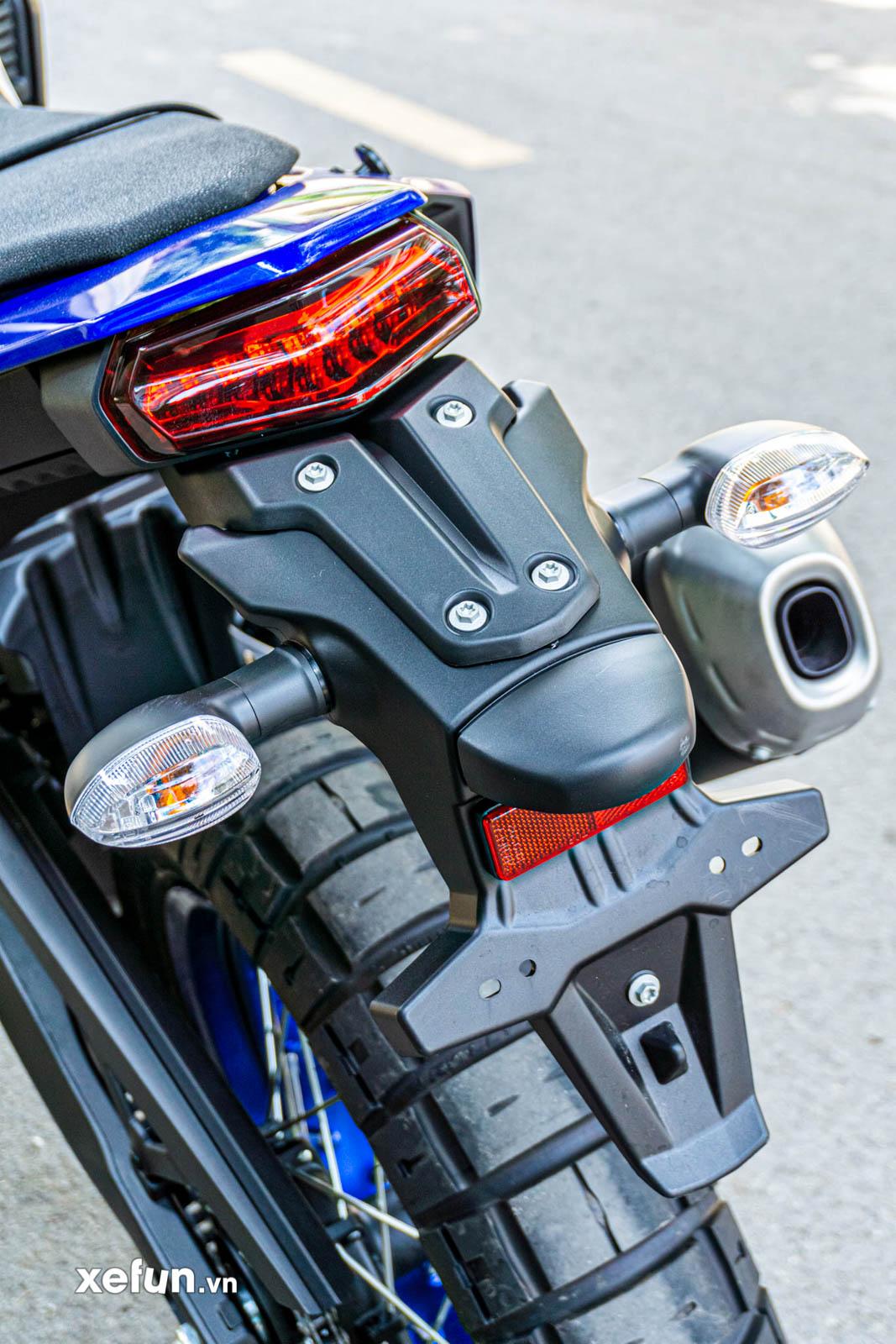 Giá bán Yamaha Tenere 700 2021 kèm thông số Việt Nam trên Xefun -