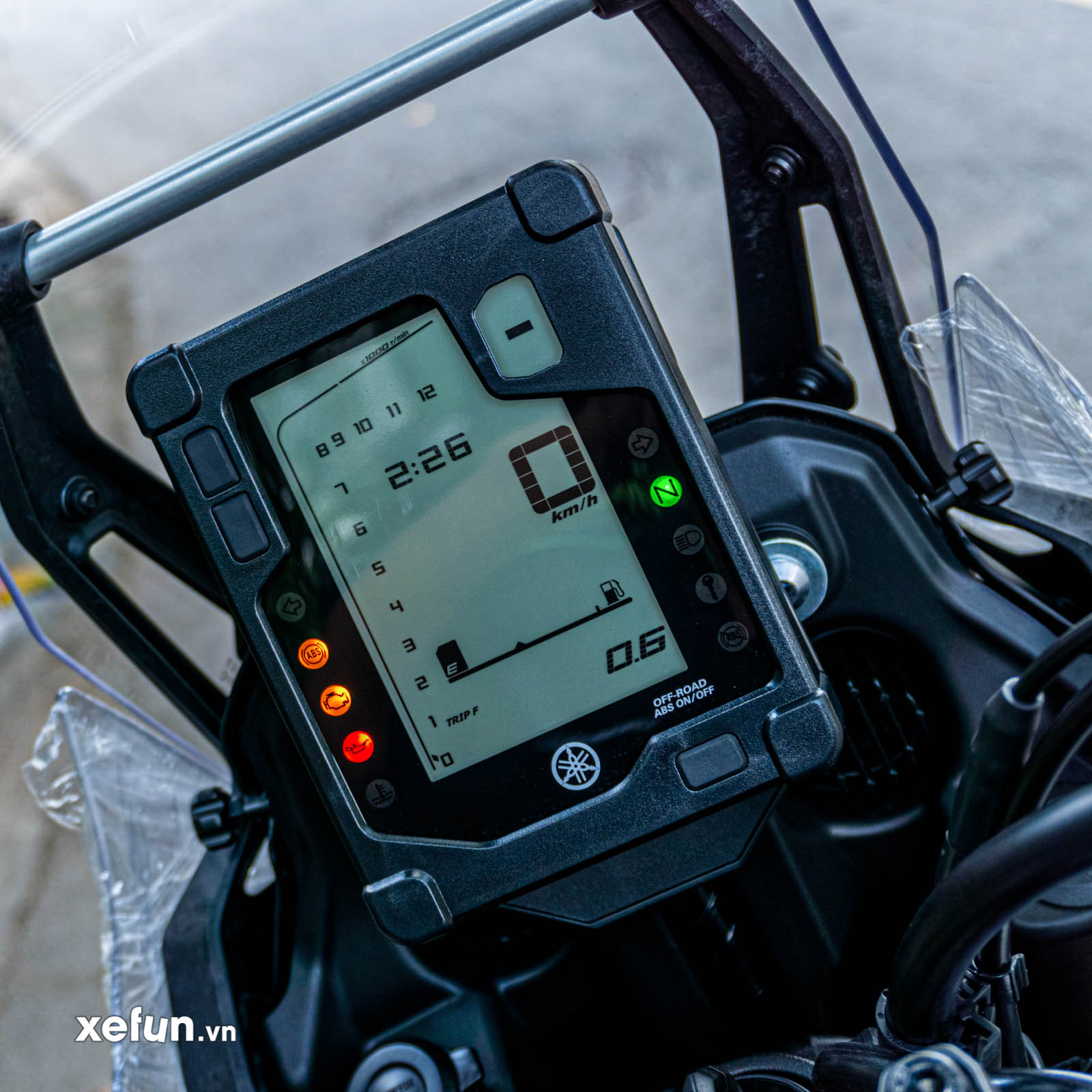 Giá bán Yamaha Tenere 700 2021 kèm thông số Việt Nam trên Xefun - 45y5y