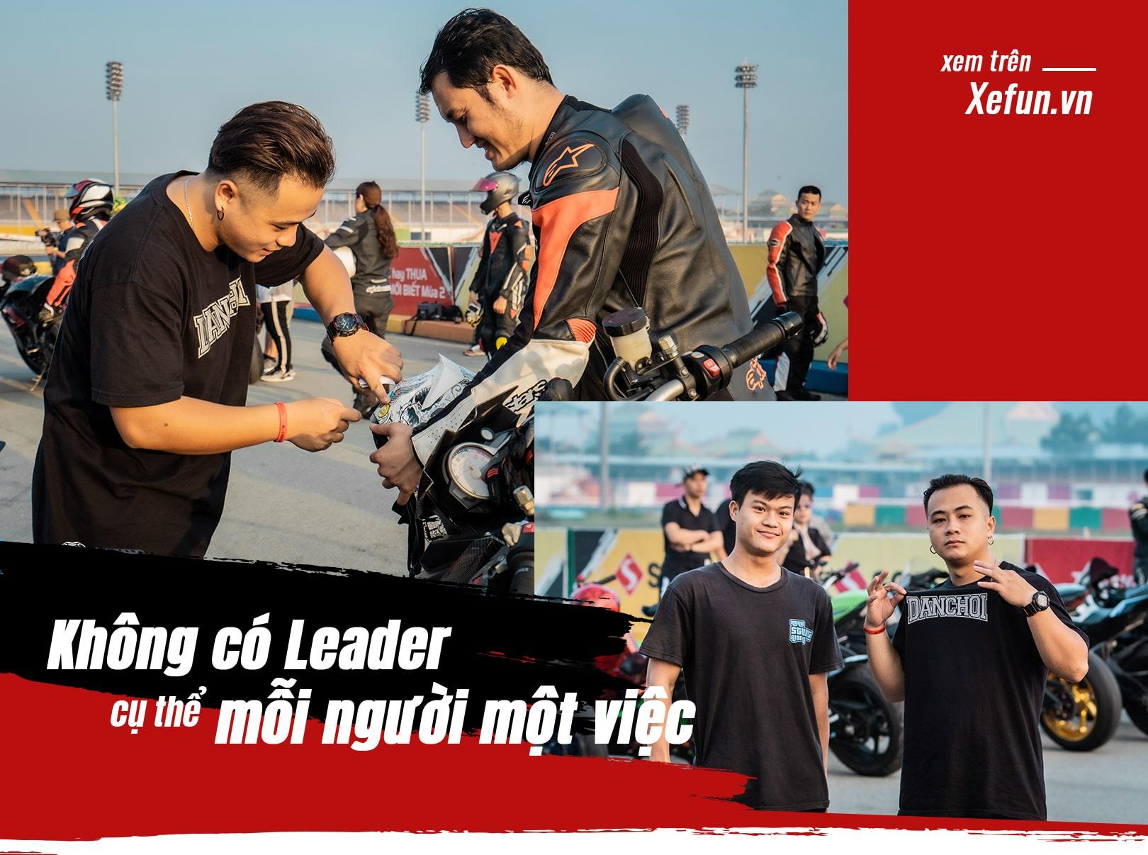 Hanoi Stunt Riders biểu diễn Trường đua Đại Nam giải đua Awakening road trên Xefun - 845ty565