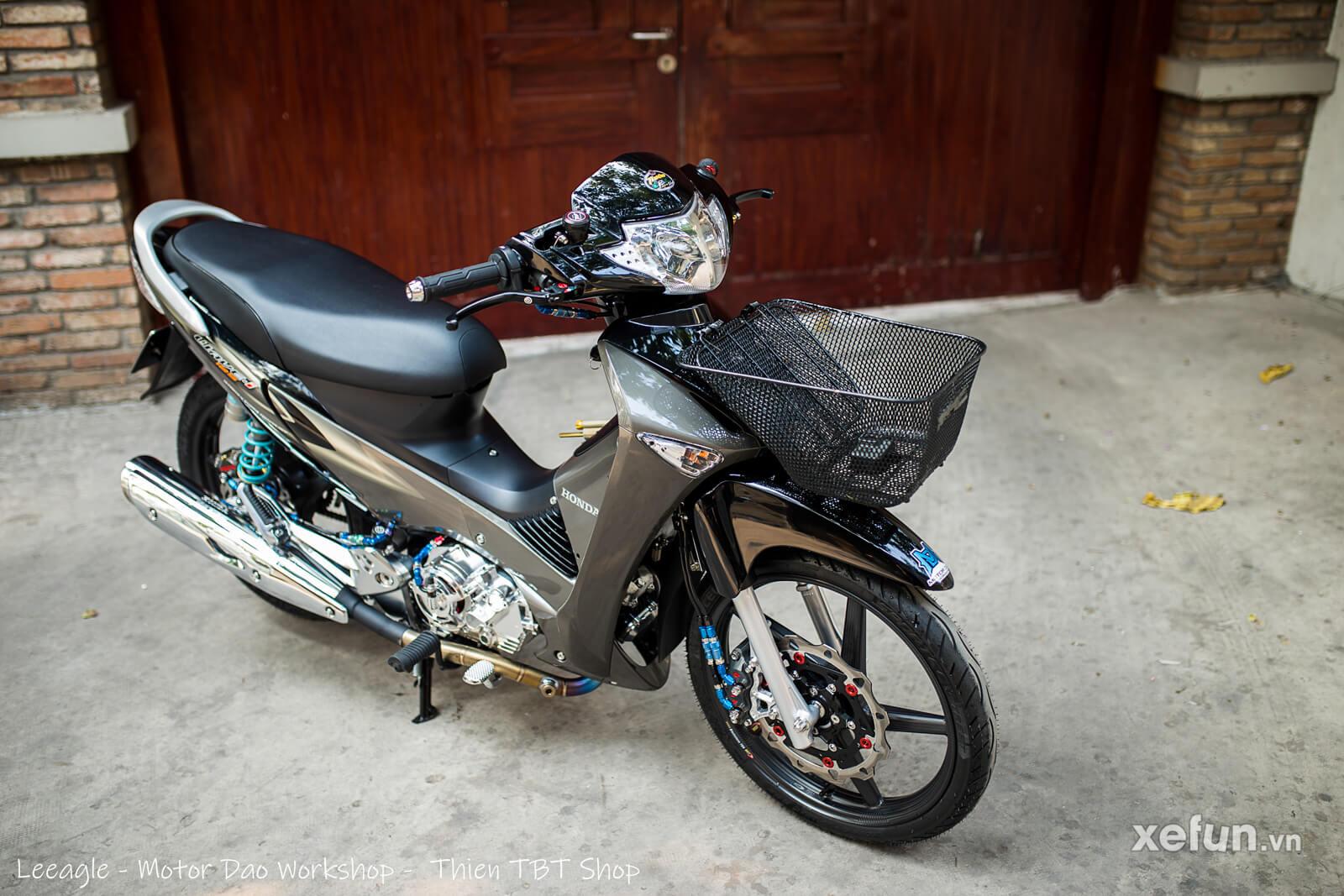 Honda Wave 125i độ tiền tỷ Motor Dạo - Xefun