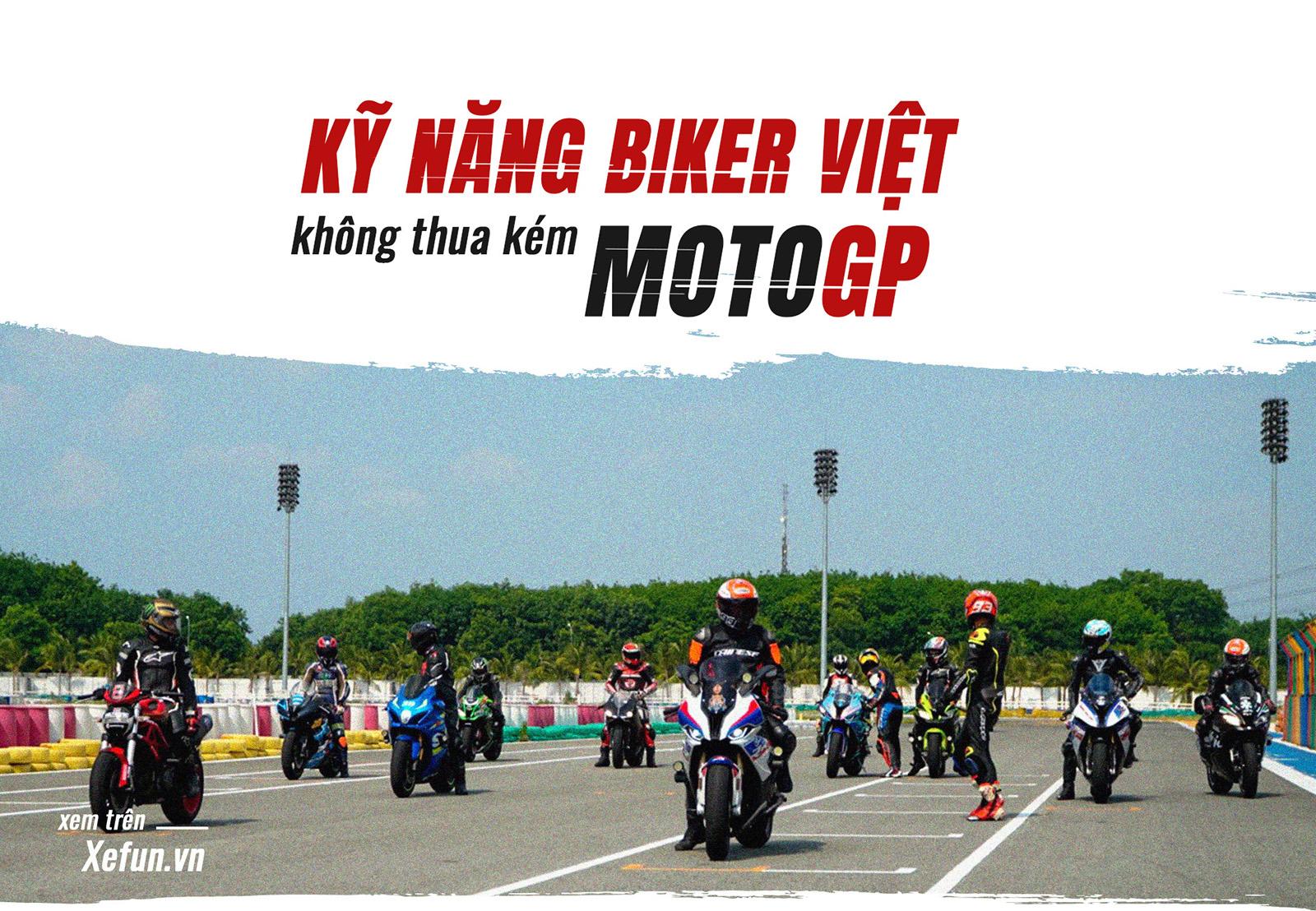 Phá kỷ lục nhanh nhất Việt Nam ở hệ xe Suzuki GSX-R1000 của anh Cương Cào Cào Trung tâm SRIDER Sài Gòn Xefun - 4