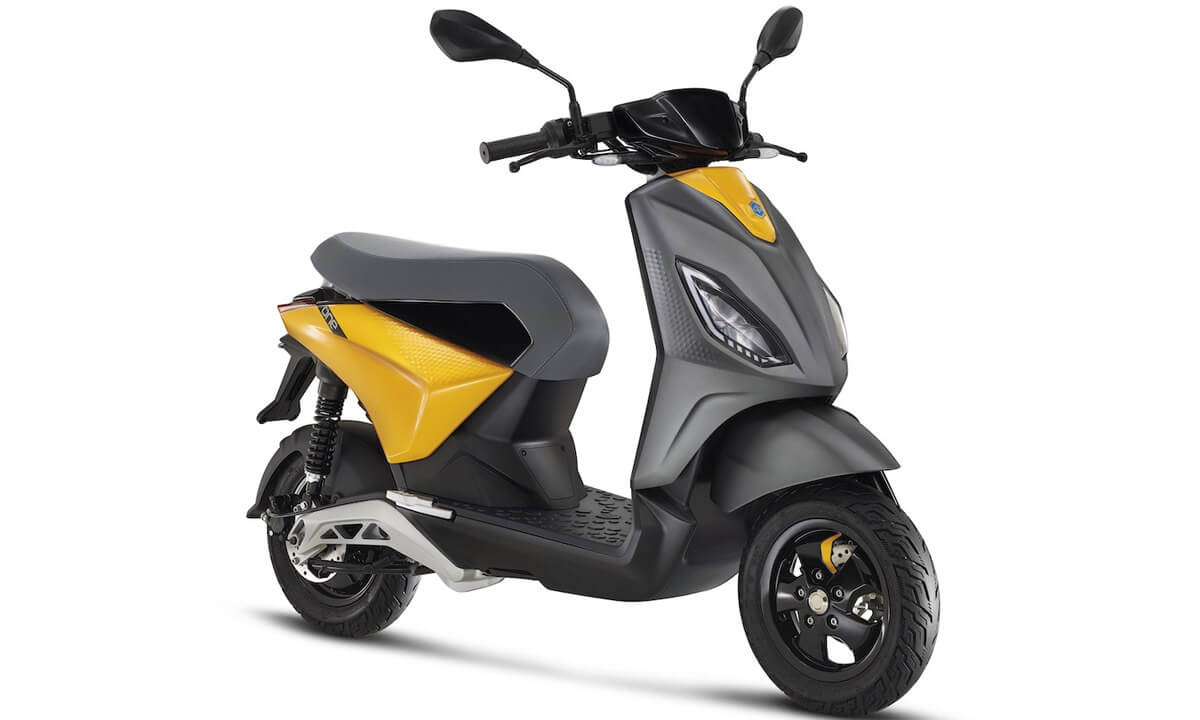 Xe điện Piaggio-One-Xefunvn