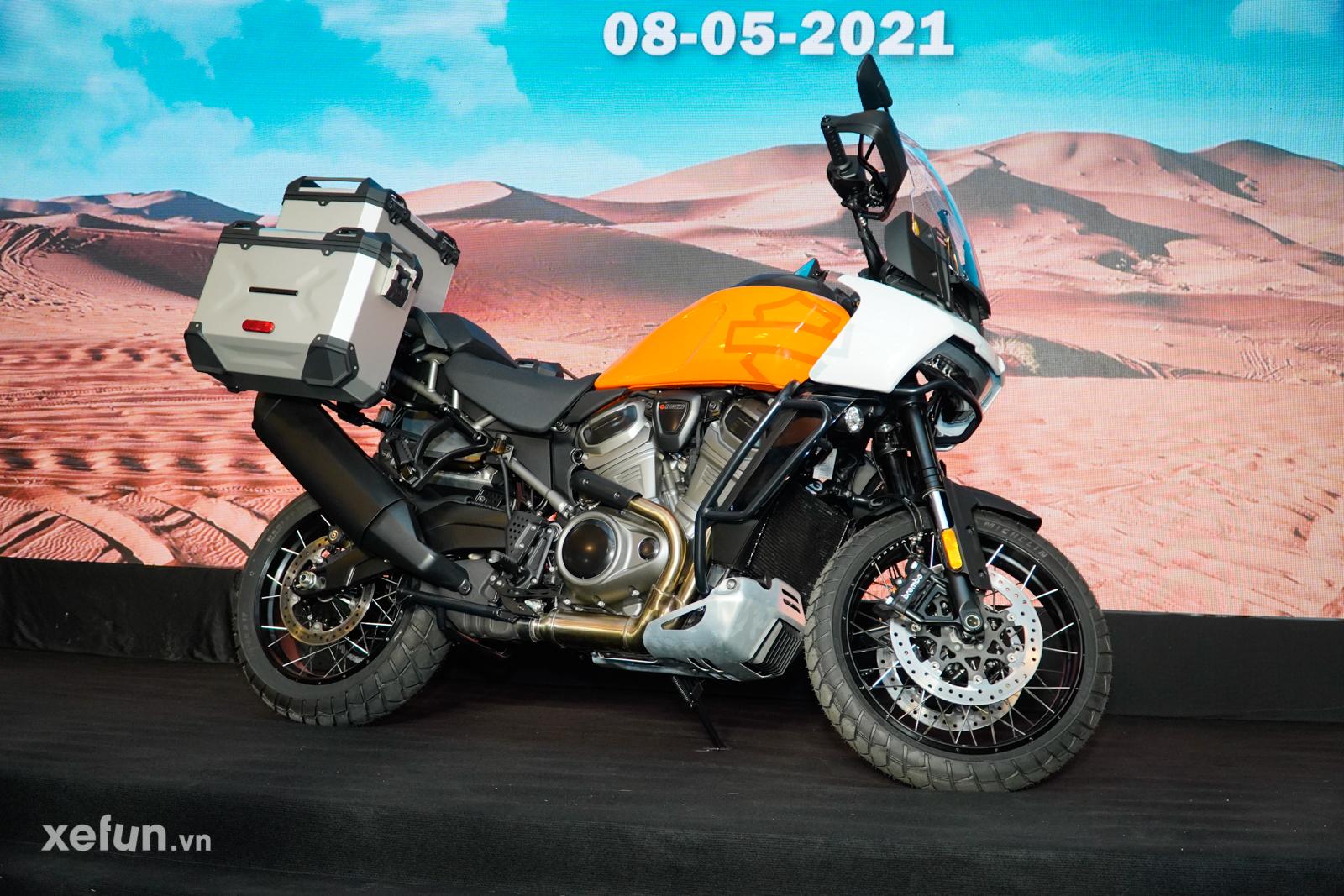 Ra mắt Harley Davidson Pan America 1250 Special đầu tiên tại Việt Nam