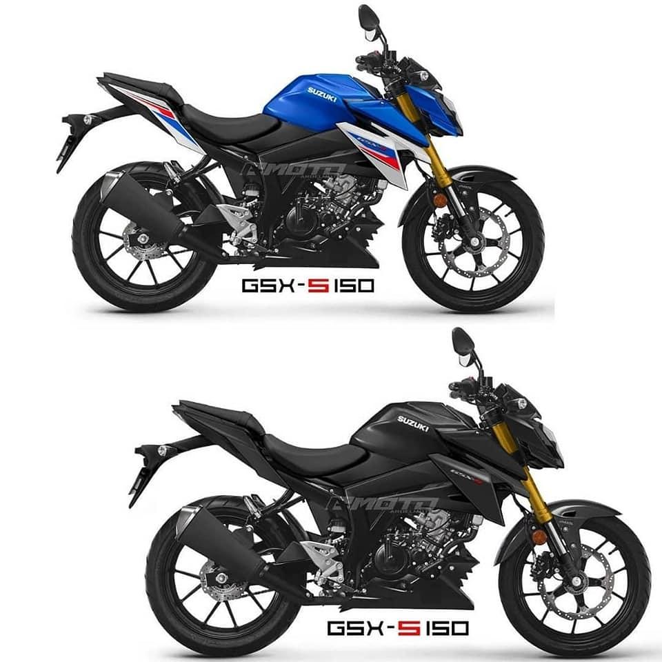 Suzuki GSX-S150 2022
