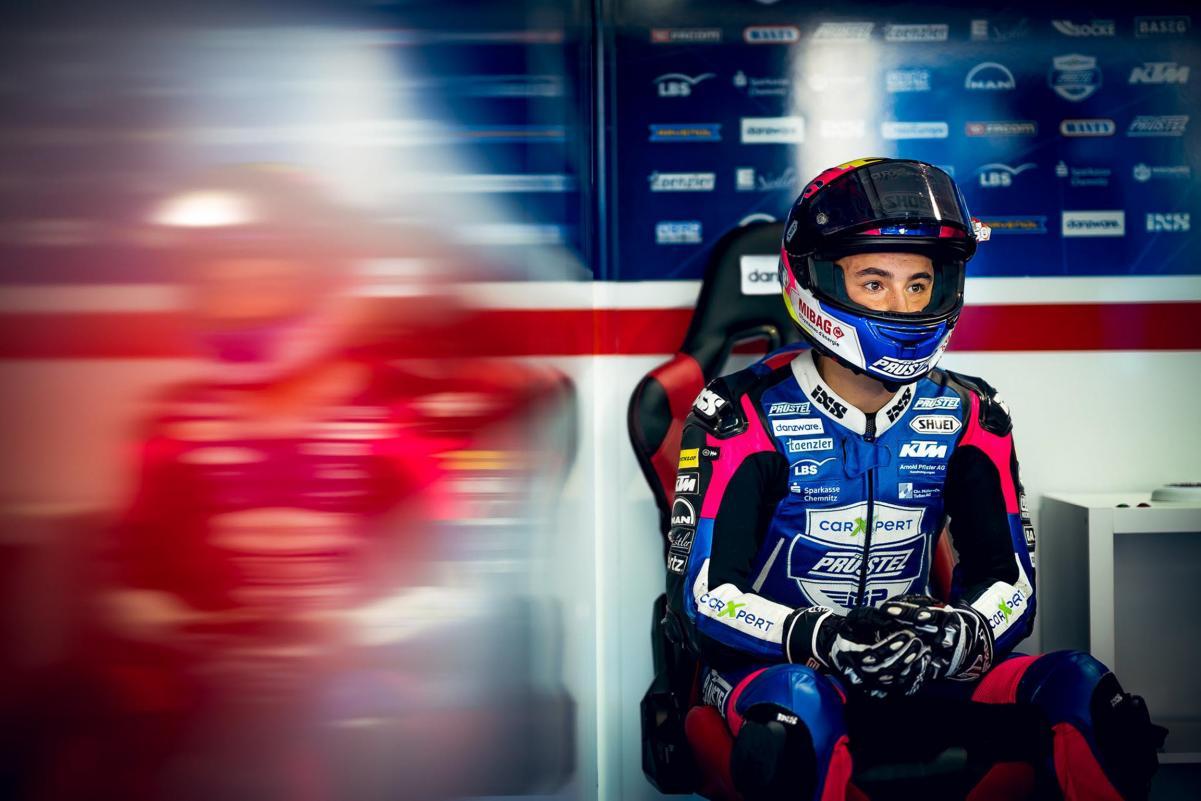 Tay đua Jason Dupasquier qua đời trong Moto3 vòng loại thứ 2 tại Ý Xefun 13 343