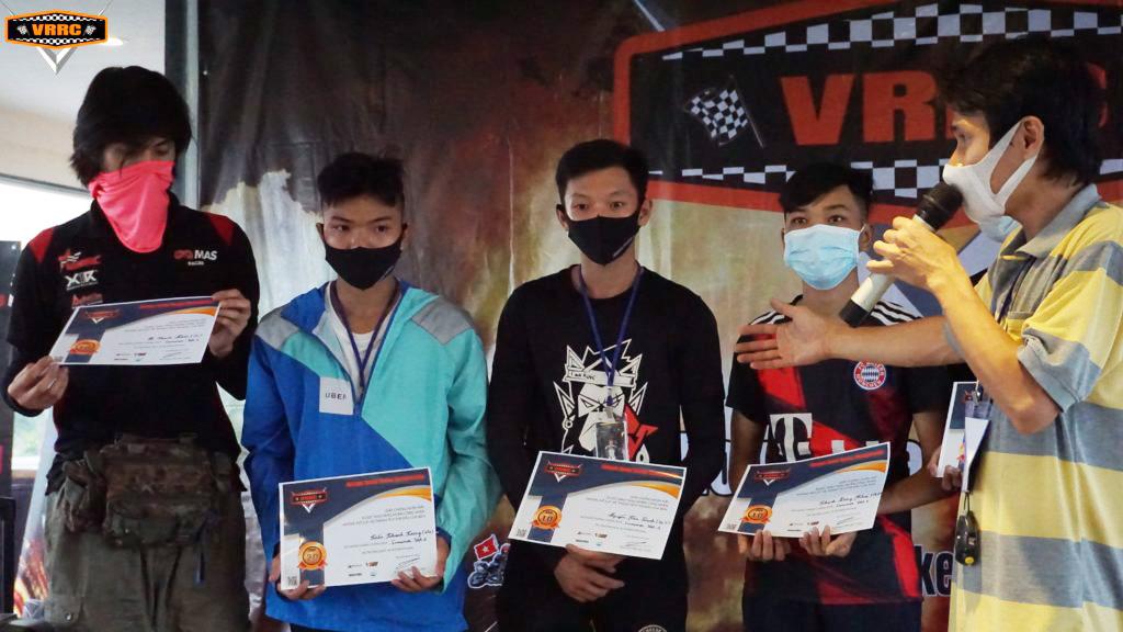 VRRC Summer Test 1 – Chặng đua khởi động VRRC mùa giải 2021 Xefun 19
