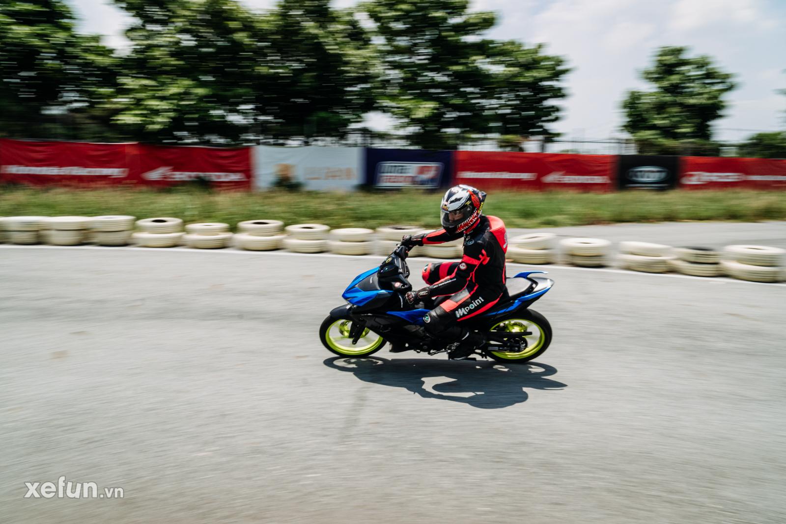 VRRC Summer Test 1 – Chặng đua khởi động VRRC mùa giải 2021 Xefun 115