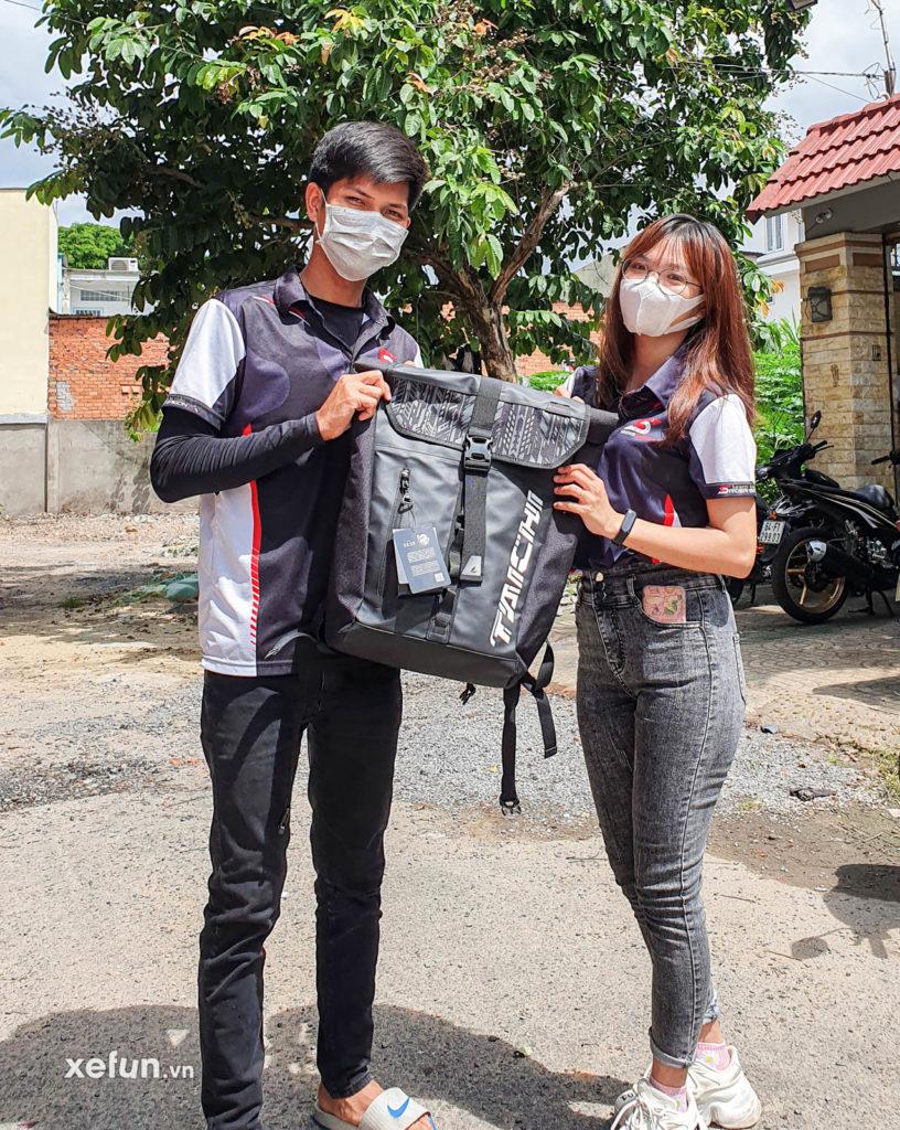 Đố vui nhận quà ba lô và túi Taichi Nhật Bản từ nhà phân phối Motoworld Việt Nam 465