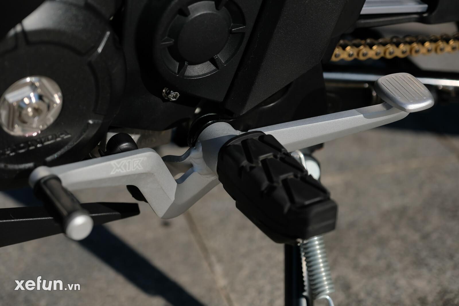 Honda sonic 150r độ trái 65 + 4 giá hơn 80 triệu đồng Xefun - 46