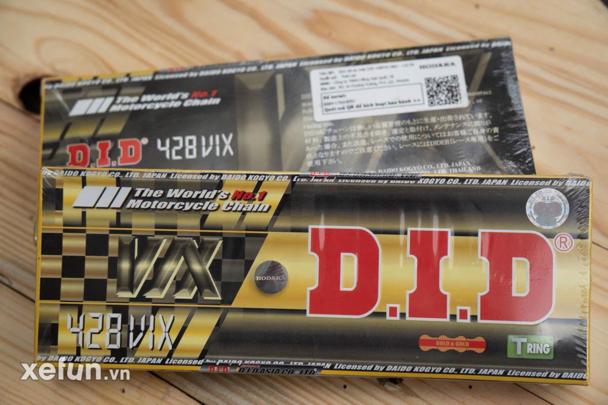 Sen DID 428 VIX Gold Xefun-7