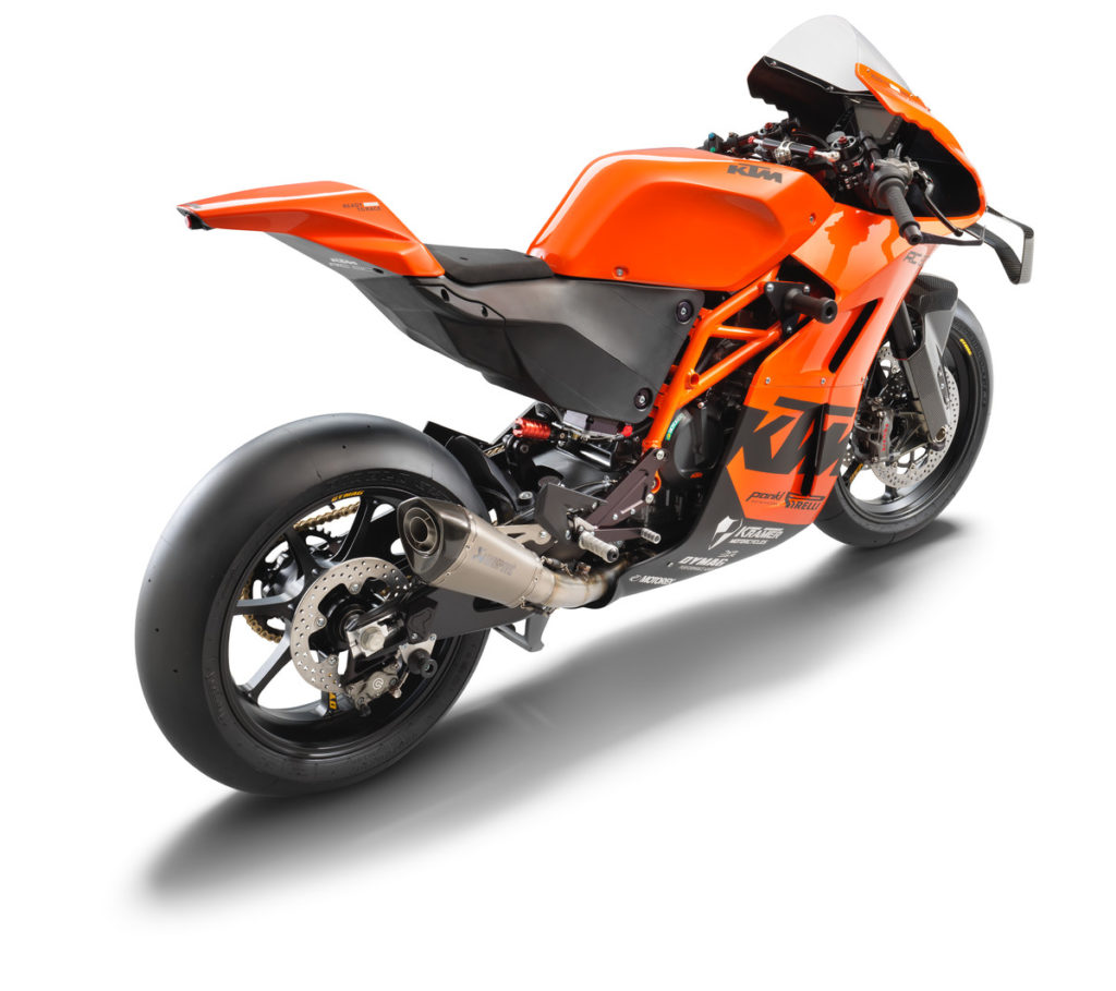 KTM RC8C 2021 bản giới hạn only 100 limited edition