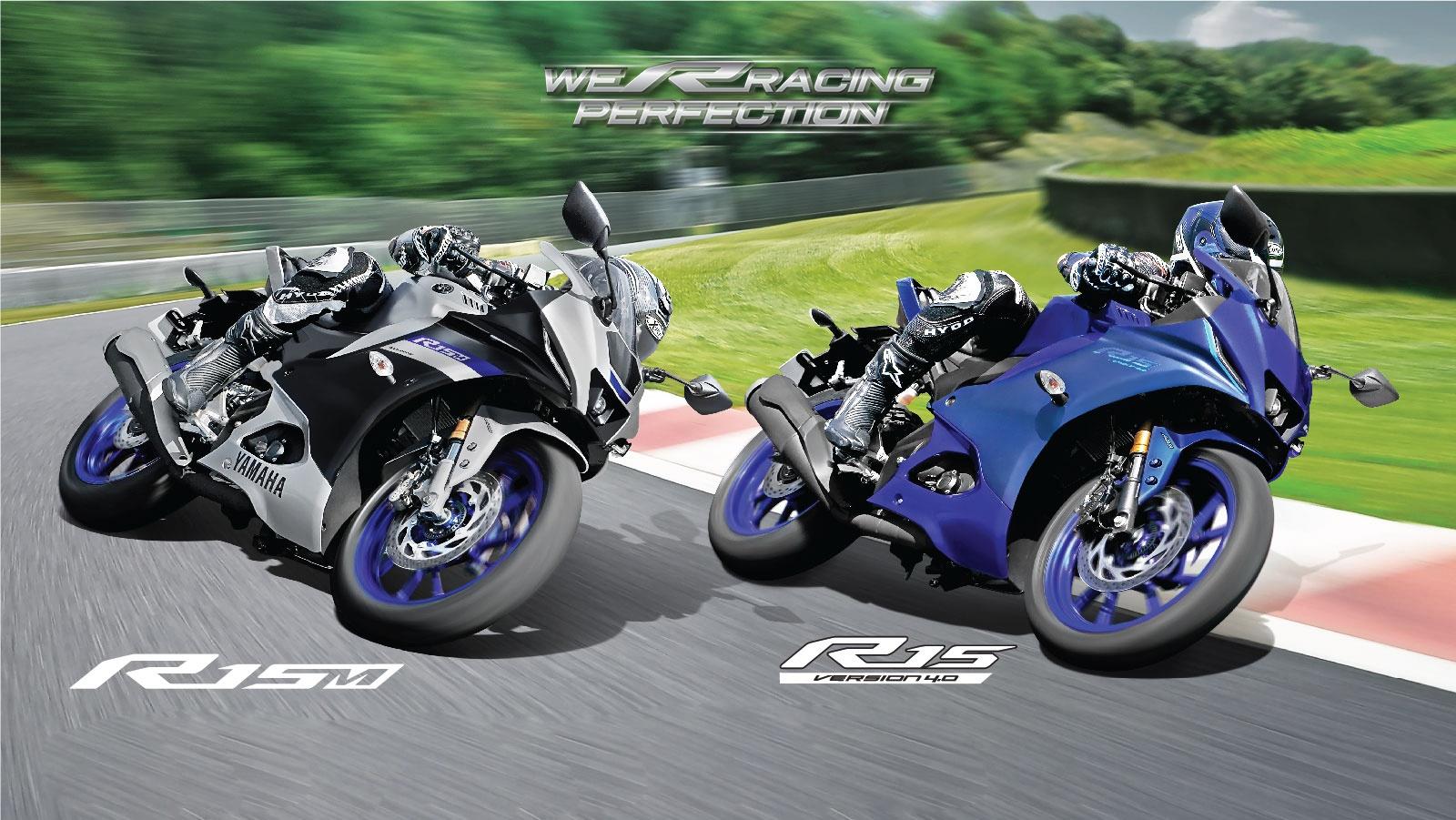 Ngoại hình Yamaha R15M 2022